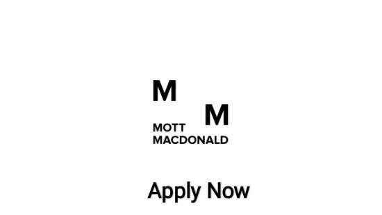 Mott MacDonald Hiring|BE BTech|Civil Engineers