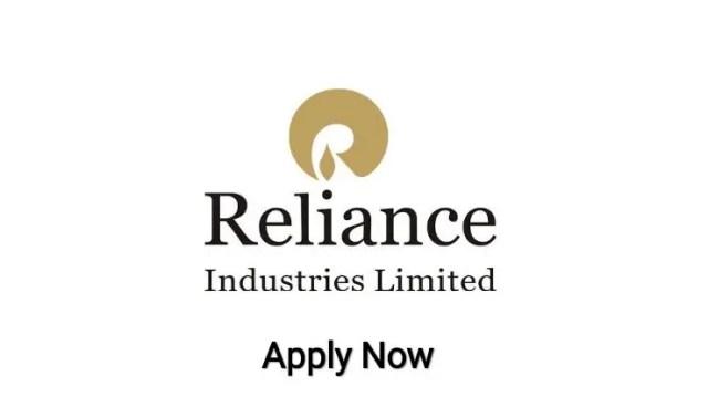 Reliance Industries Ltd Hiring| BE BTech|Diploma|Mechanical Engineer