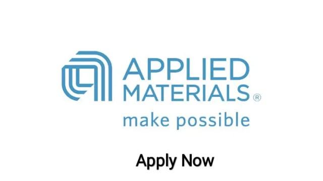Applied Metarial Inc Hiring BE BTech Mechanical Engineer