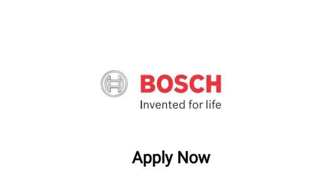 Bosch Group Hiring  BE BTech  Mechanical Engineer