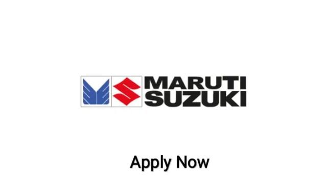 Maruti Suzuki Limited Hiring  BE BTech Electrical Electronic Engineer