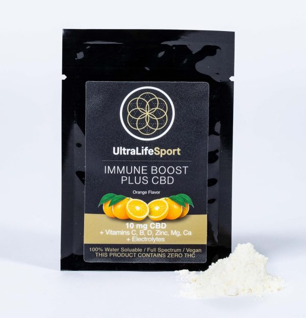 Immune Boost Plus CBD Mix
