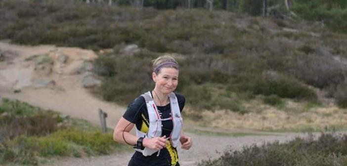 Segerintervju med Helle Manvik, damsegrare i Aktivitus Trailrace 100 miles 2019