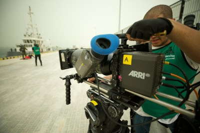Filming equipment for media production Doha Qatar