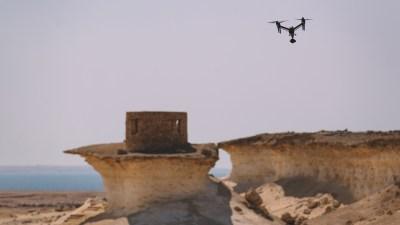 DJI Inspire 2 Drone in Qatar