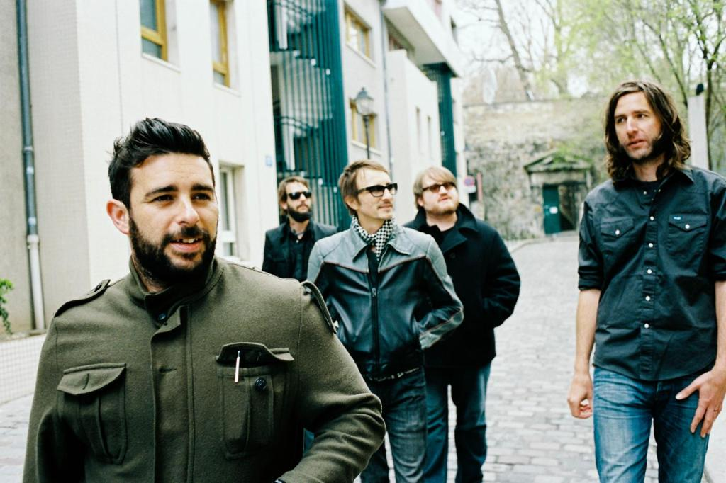 band of horses 2015