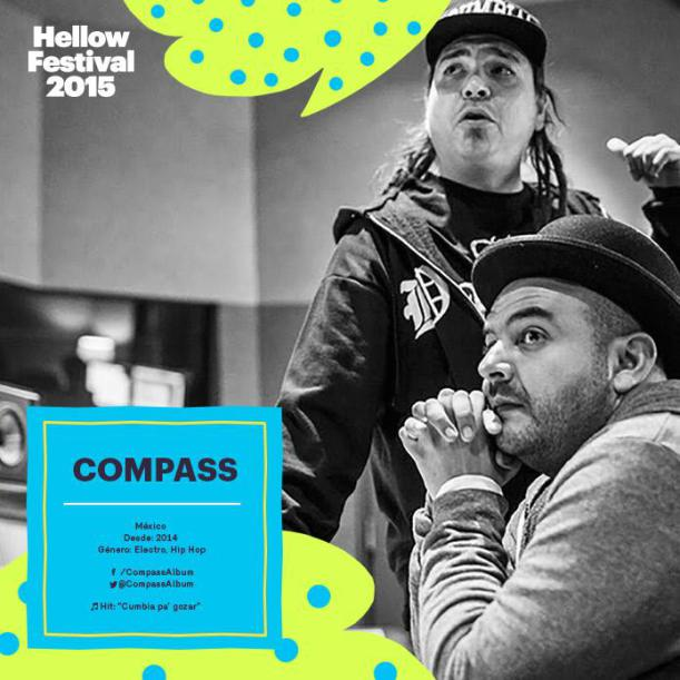 He compass