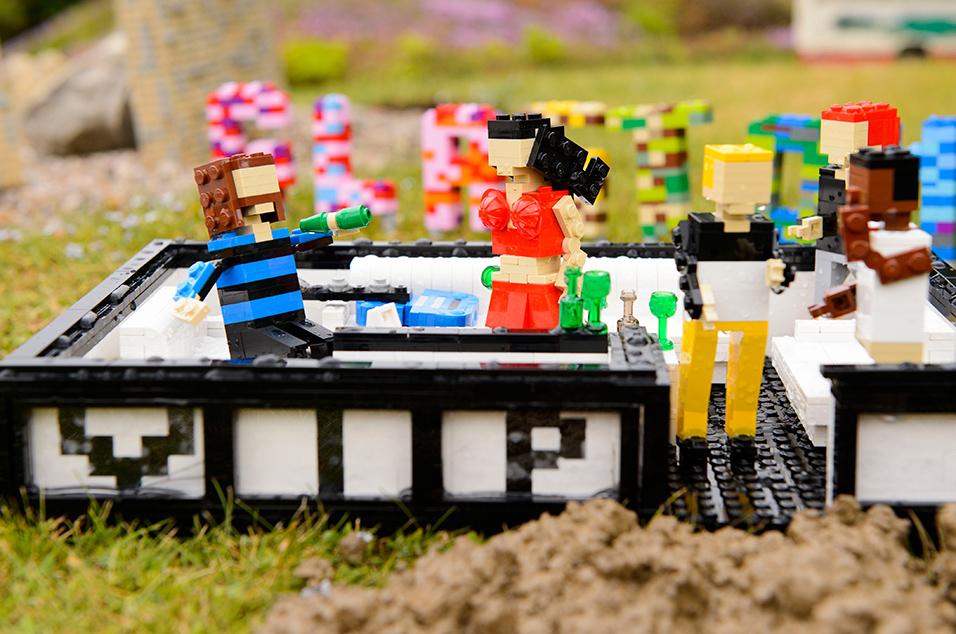 Lego Glast 4