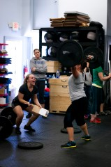 CrossFit qualifiers 2013