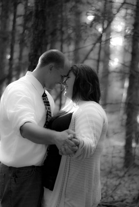 akron ohio engagement photography