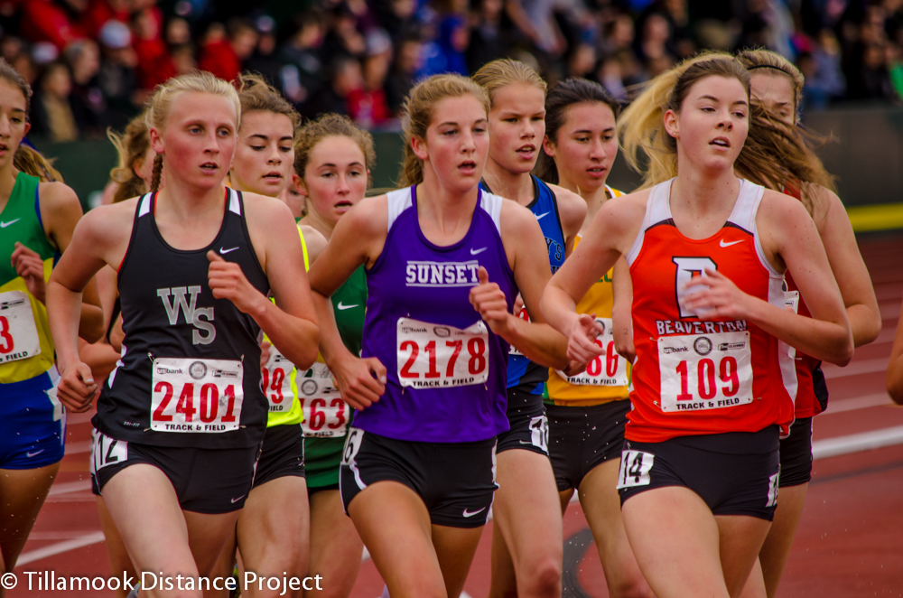 2015 State Photos Day 1, Oregon Distance Running