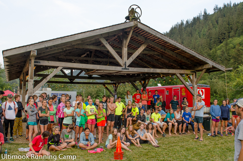 Day 3 Photos Ultimook High School Running Camp