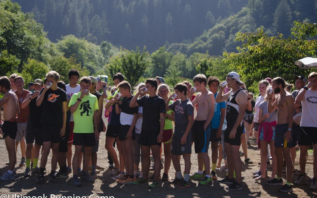 Day 6 Photos, Session 1, 2016 Ultimook Running Camp