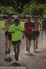 running camp oregon youth