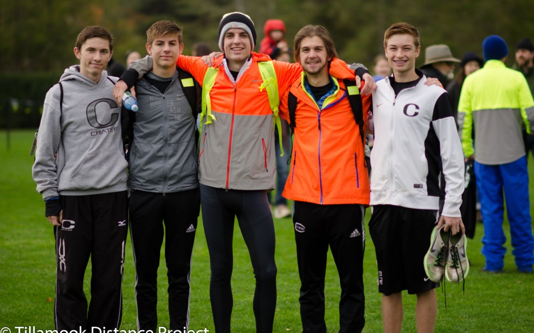 Crater boys finish 1st in Oregon