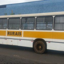 LATERAL DO ONIBUS