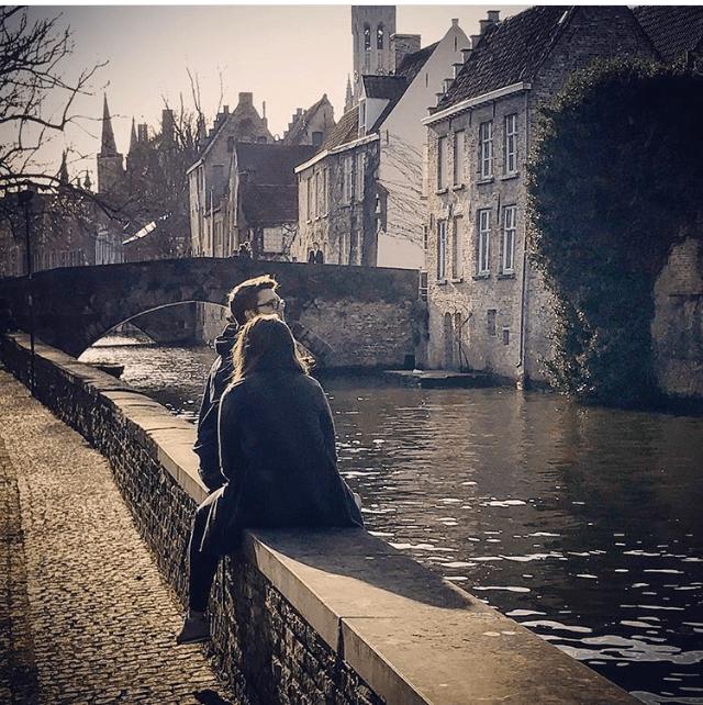 Bruges e seus maravilhosos canais
