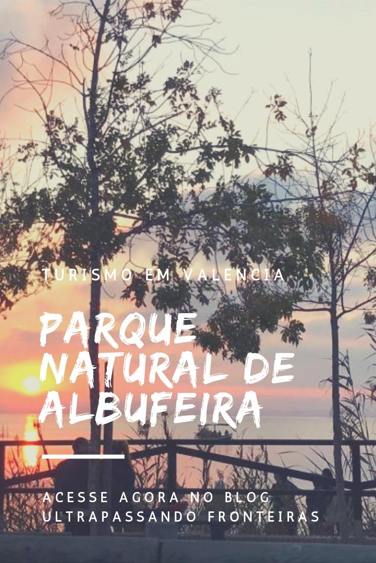 Parque Nacional de l'Albufera para comer paella em Valencia