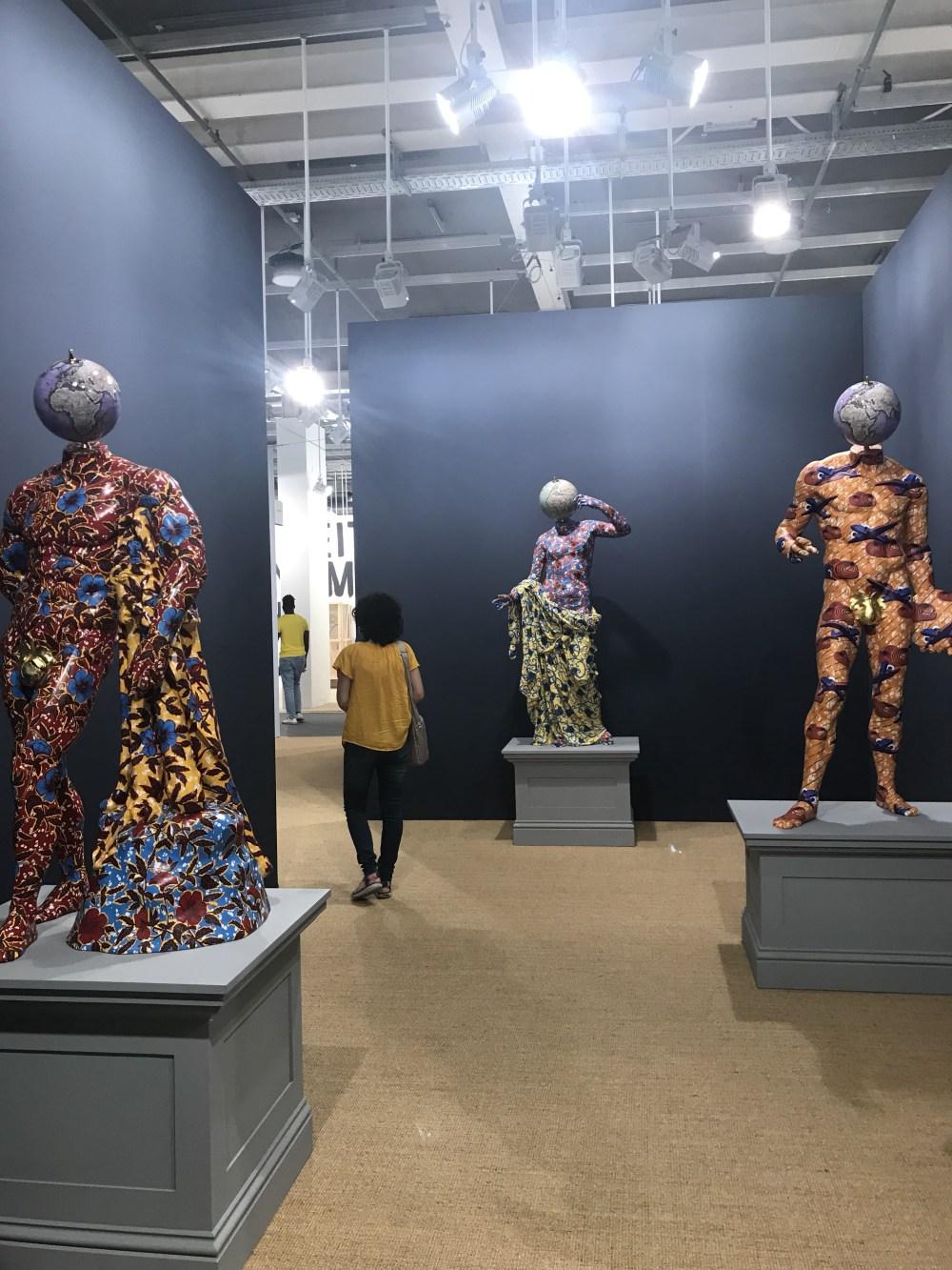 Galerias expõem diversos estilos de obra na Art Basel