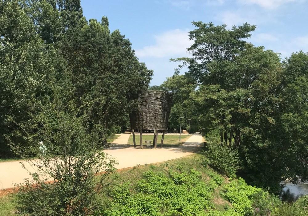 Parc des Rives de la Thur