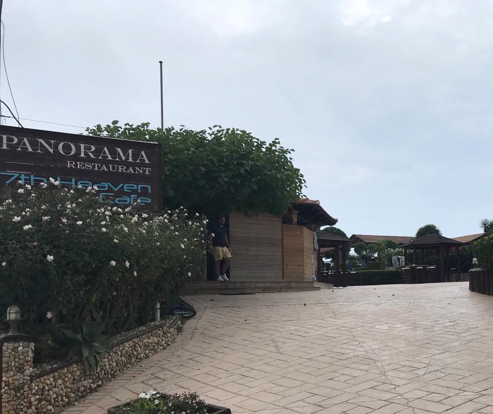 Restaurante Panorama e 7th Heaven Bar