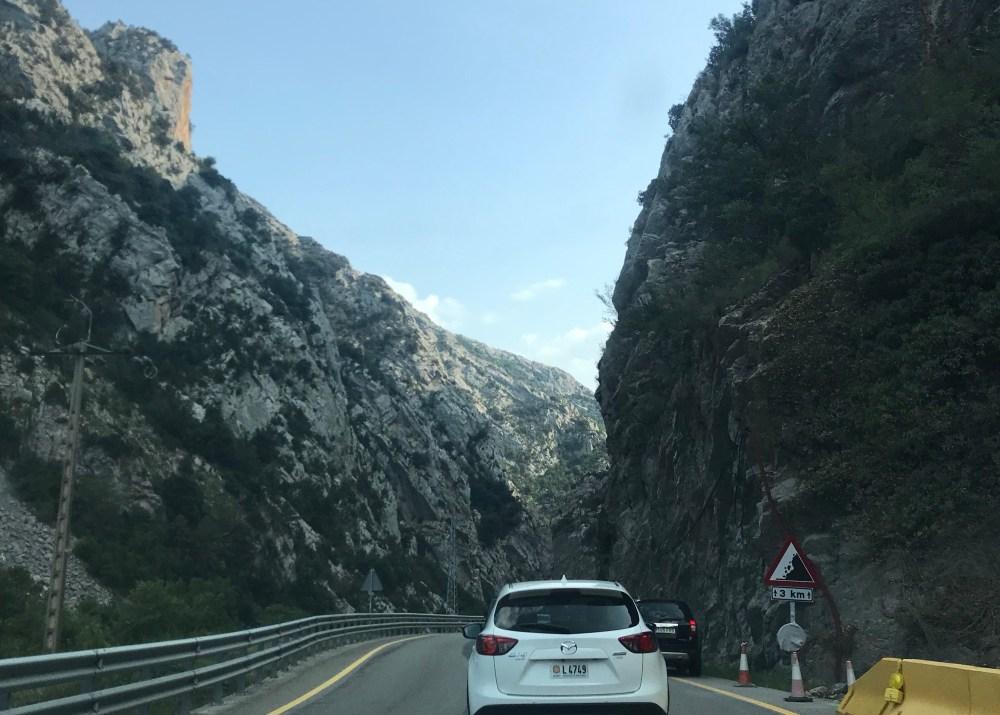 Um pouco mais do belo trajeto até Andorra para você ir se apaixonando...