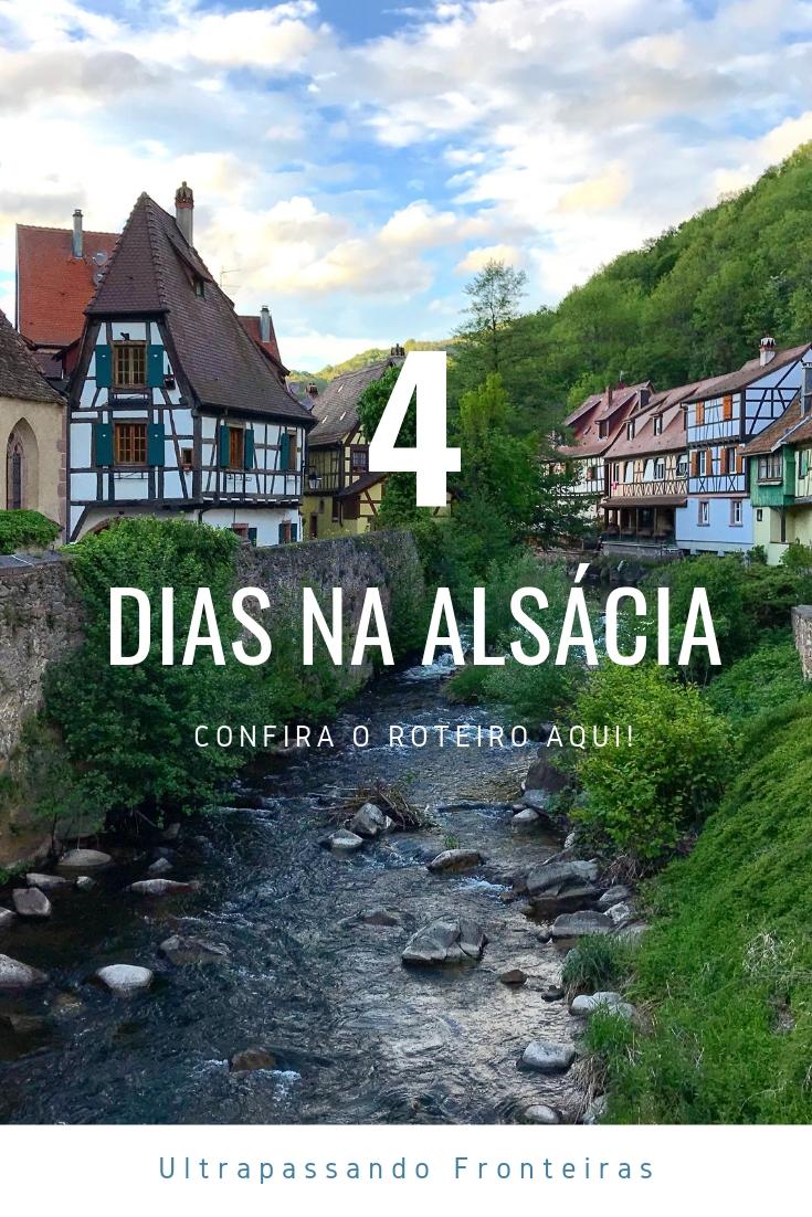 Roteiro de viagem na Alsácia em cidades como Colmar, Estrasburgo, Riquewihr, Eguisheim e muito mais