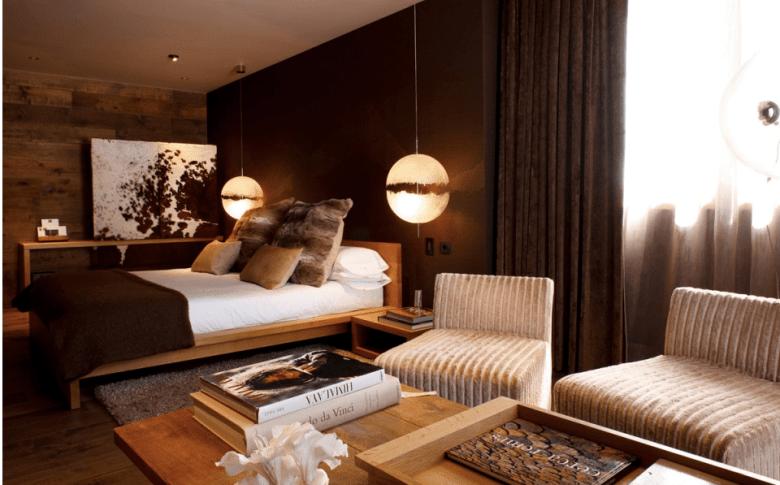 O quarto do Grau Roig Fonte: site do hotel