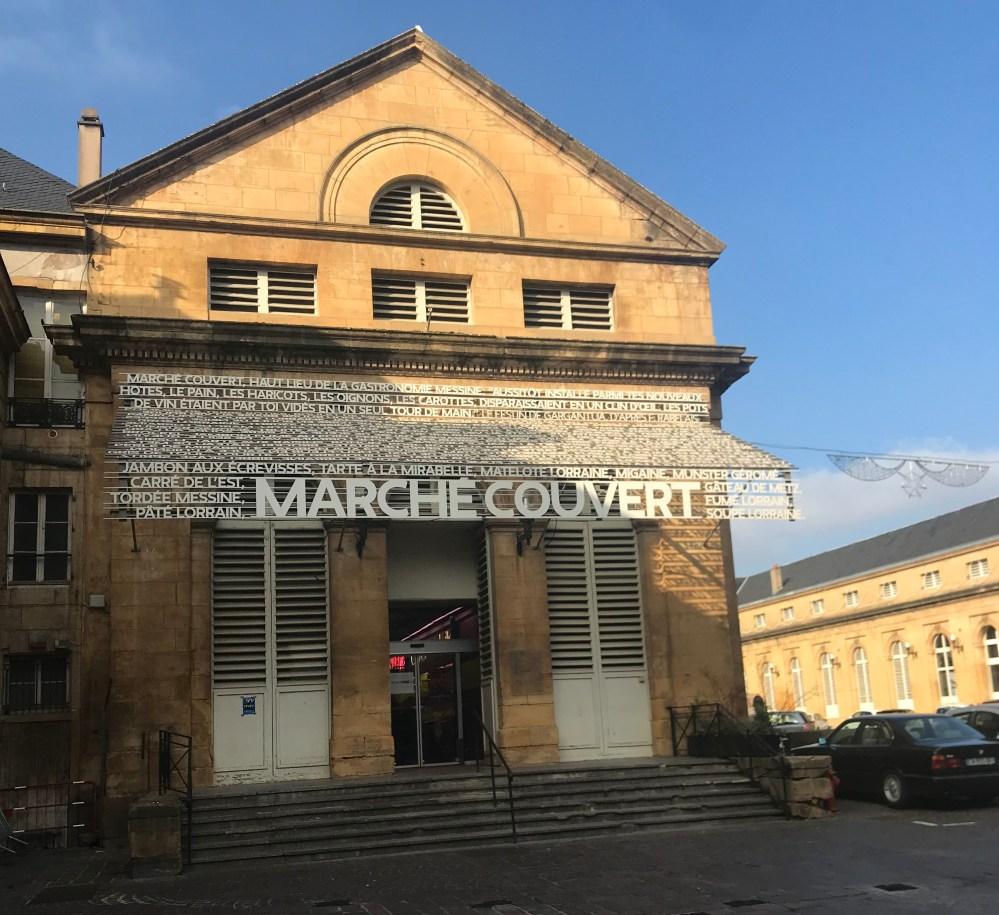Marché Couvert de Metz