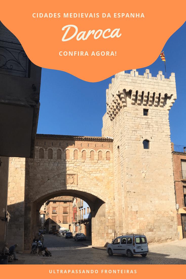 Roteiro de viagem a Daroca, Espanha