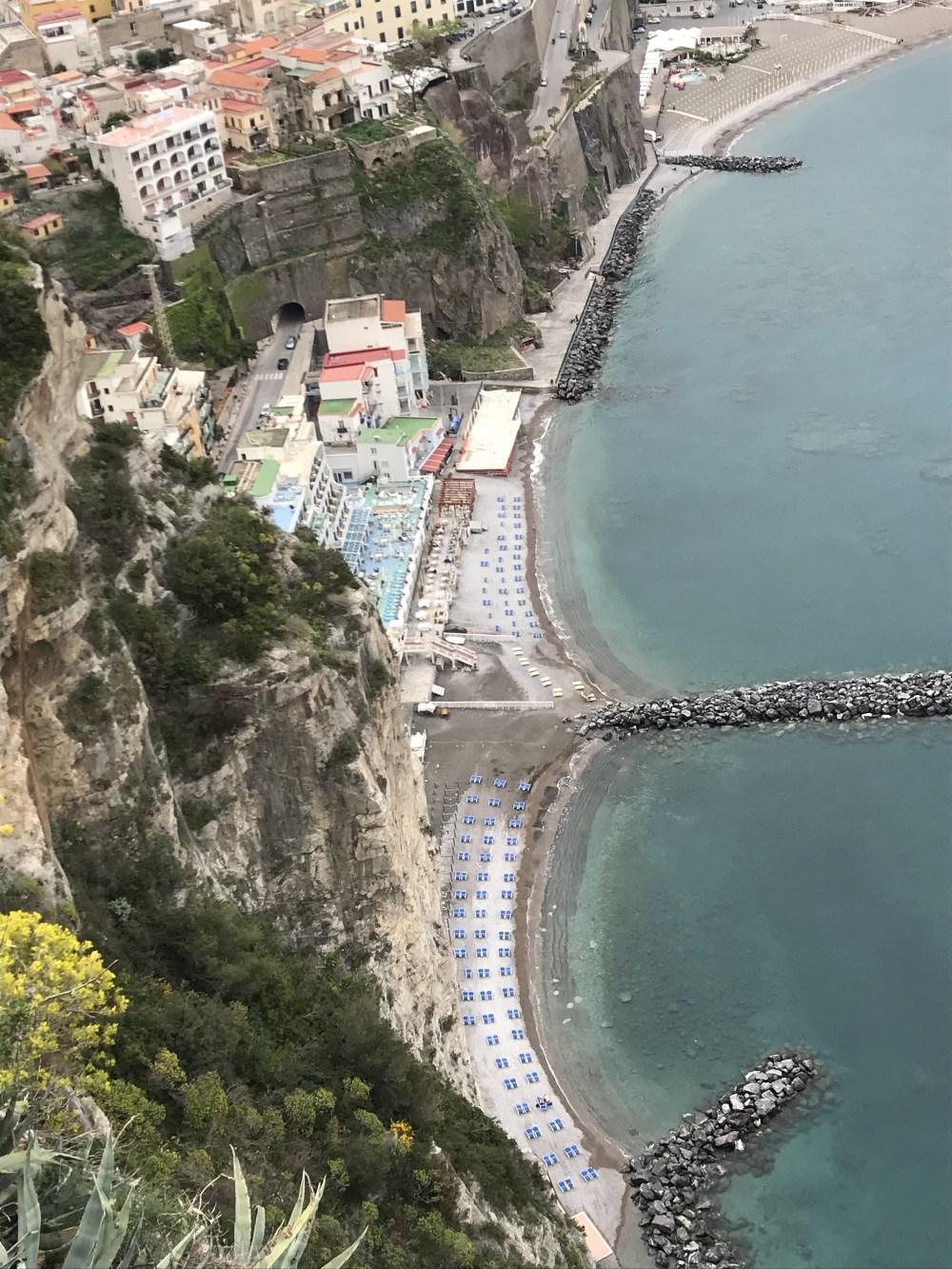 Um pouco mais das belas paisagens da Costa Amalfitana!