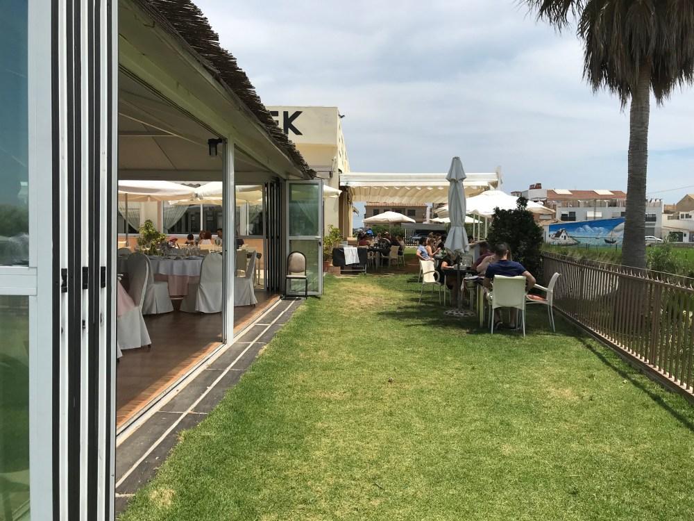 Restaurante El Rek, em Albufera