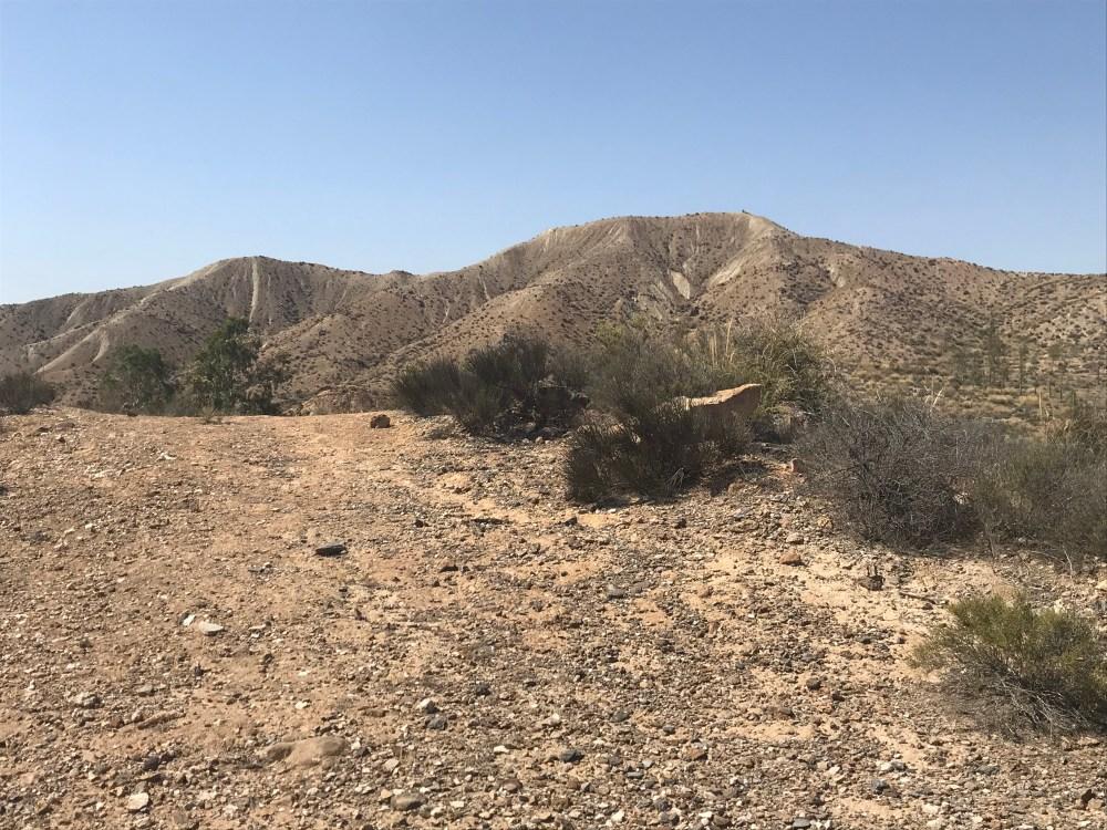 Deserto de Tabernas é uma boa parada a caminho de Almeria