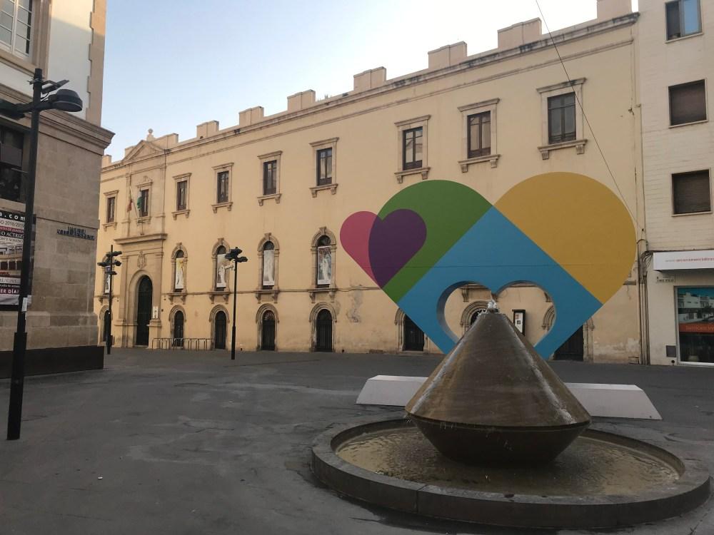 Mais da região do Arredores do Paseo de Almeria