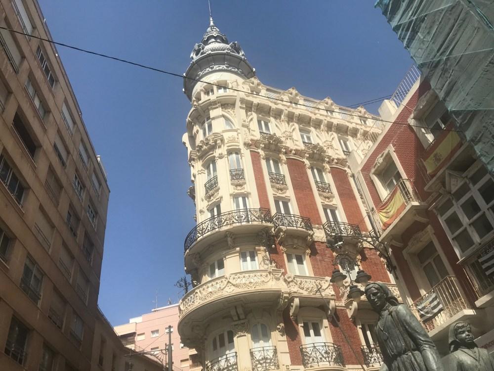Grand Hotel de Cartagena da Espanha
