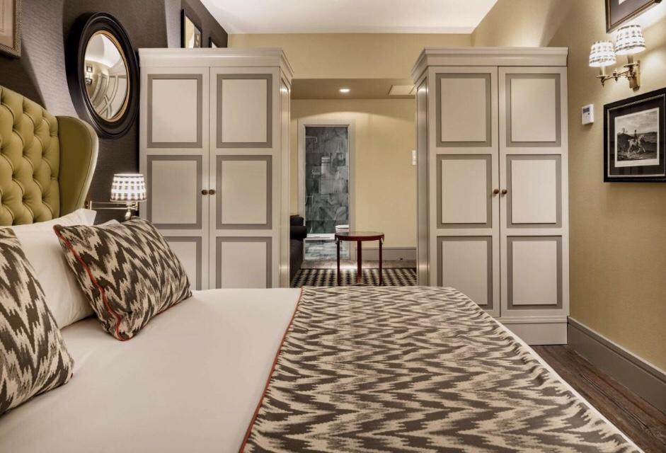 É tanto estilo nesse hotel de Valência que vale colocar mais fotos! | Foto: Booking