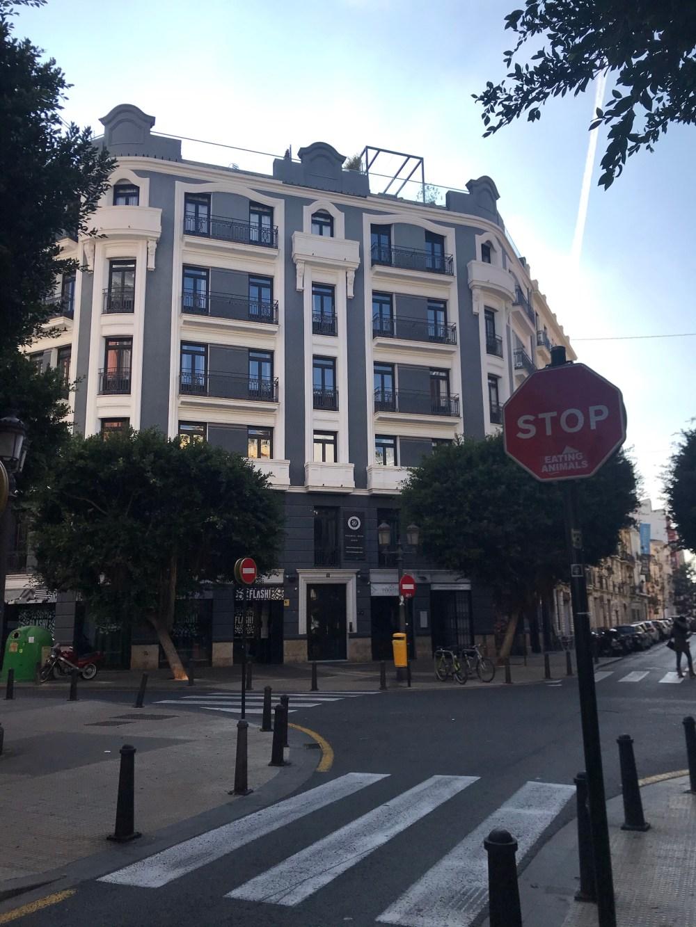 Pelas ruas de Russafa, Valencia