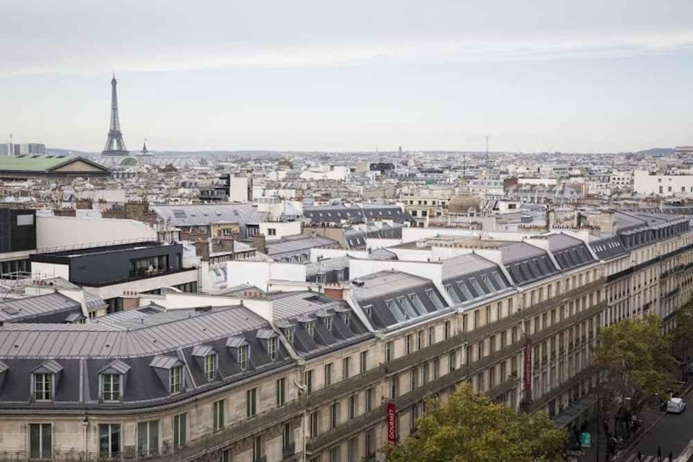 É possível ir à Bélgica de trem saindo da região central de Paris!