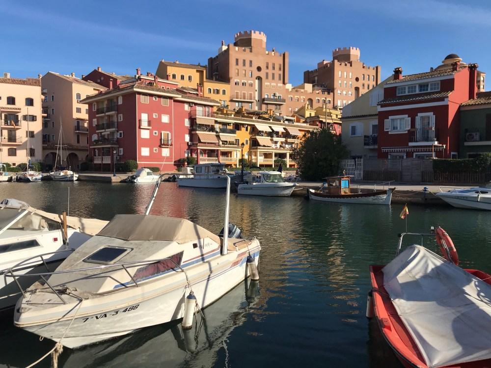 Port Saplaya é a Pequena Veneza de Valencia em Alboraya