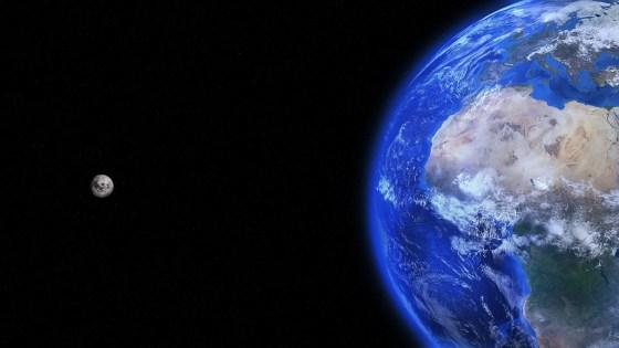 A Terra está com duas luas porque o asteroide 2020 CD3 foi capturado pelo campo gravitacional do nosso planeta