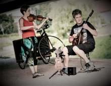 Terrafolk violin Duo
