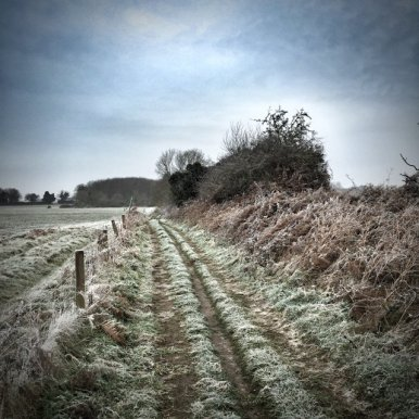 Peddars Way - Dec 2014