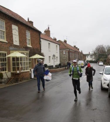 Arriving at Castle Acre, Checkpoint 2