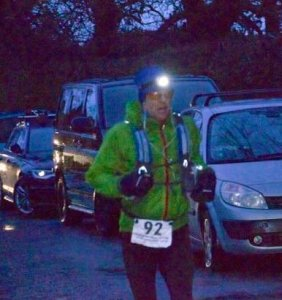 Giles Finishing 2015 Peddars Way Ultra