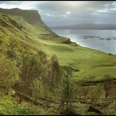 Runaround Scorrybreac on Isle of Skye