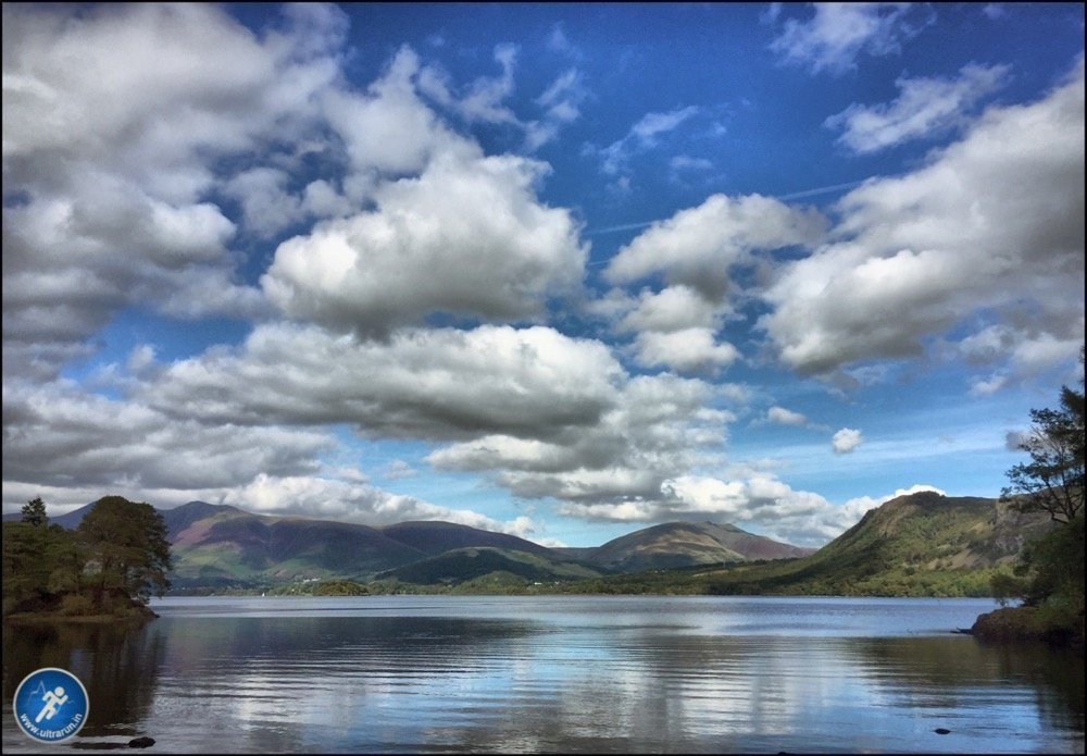 Derwent Water and The Northern Fells