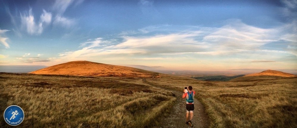 Approaching the summit of High Pike