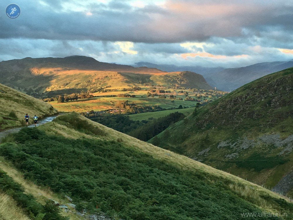 First light in The Northern Fells