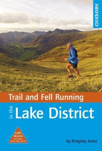 Trail and Fell Running in The Lake District Guidebook