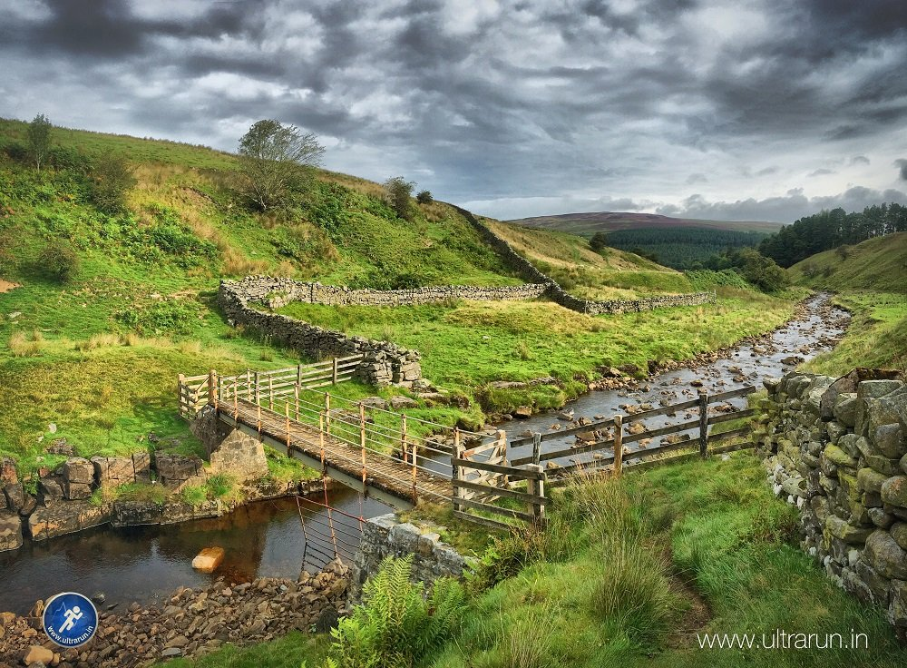 The Pennine Way, Cumbria
